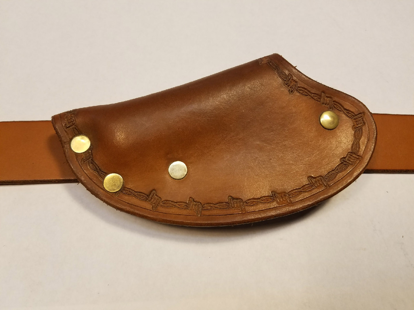 Quick-Draw Knife Holsters