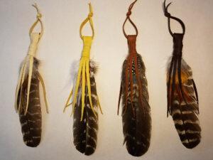 Prayer Feathers